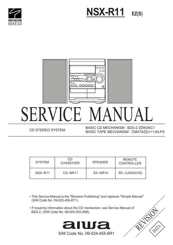 инструкция по эксплуатации Aiwa Nsx-v25 - фото 11
